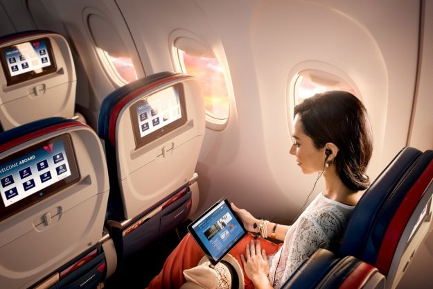 Delta will offer all its in-flight entertainment for free.