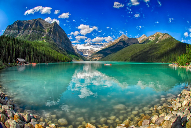 Lake Louise, Banff National Park.