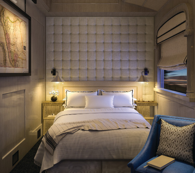 New in Travel: inside South America's first luxury sleeper train set to travel through one of the highest rail routes in the world