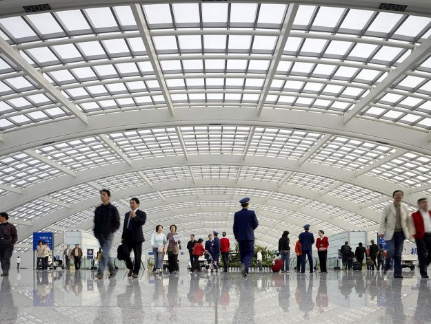 Beijing Capital International Airport is the second busiest airport