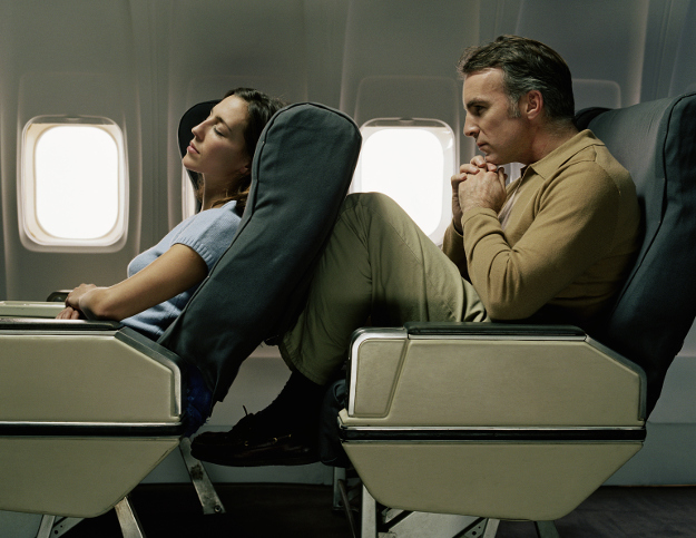 Would you speak up if someone reclines their seat?