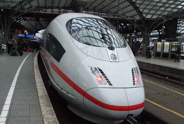 German trains expected to go driverless in five years.