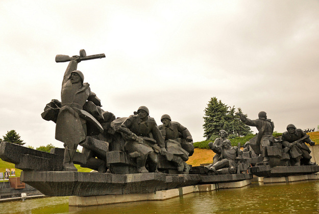 Museum of the Great Patriotic War, Kyiv.