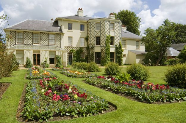 Down House is where Darwin did his thinking and writing