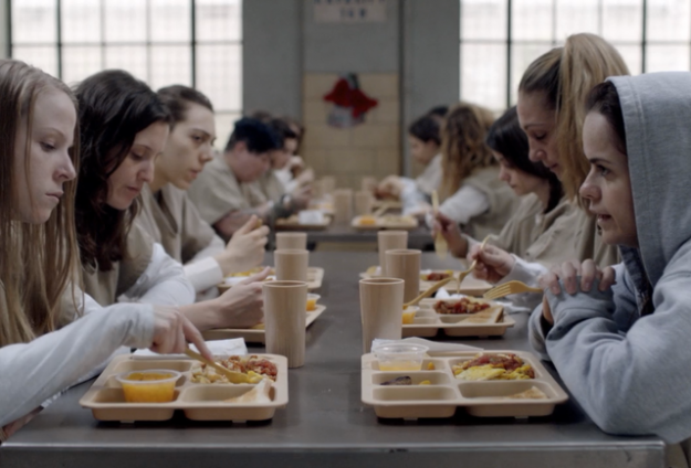 Gourmet prison food is coming to Singapore courtesy of an 'Orange is the New Black' pop-up restaurant