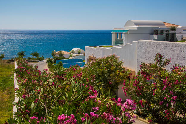 Greece is recovering from economic woes with the help of a tourist boom.