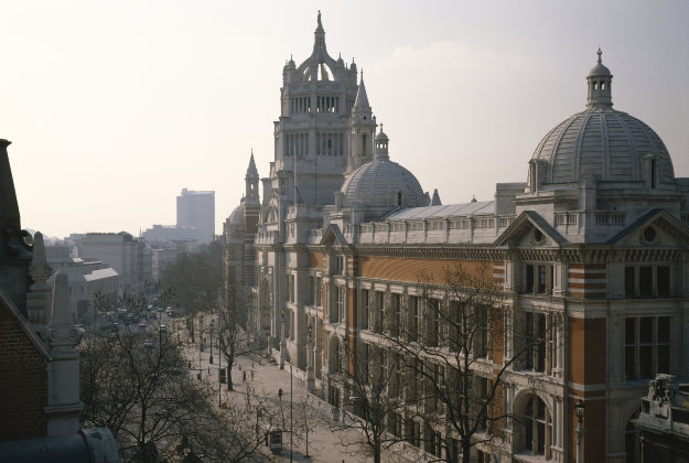 London's V&A to team up with Washington's Smithsonian.