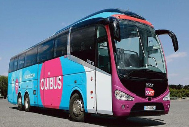 Ouibus rolls out 15 new lines in france - Bus bayonne paris ...