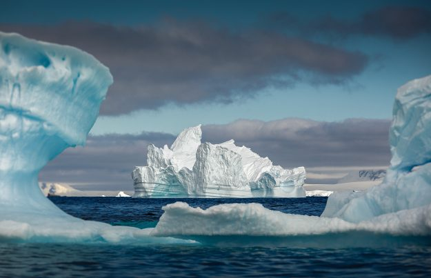 Research shows a temporary cooling of the Antarctic Peninsula