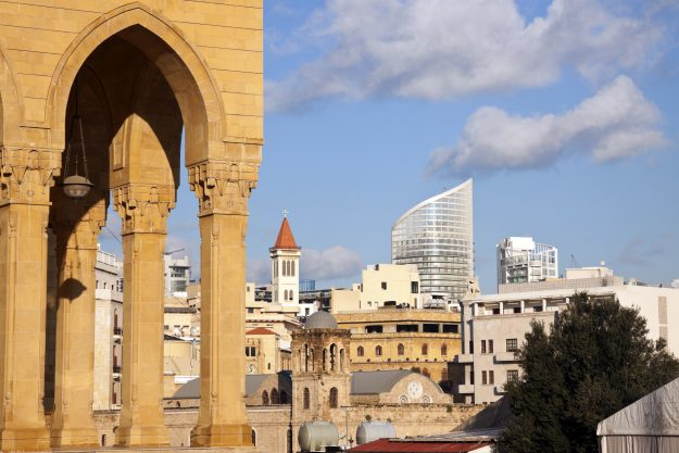 Beirut and Lebanon's war memories will be located in the Beit Beirut