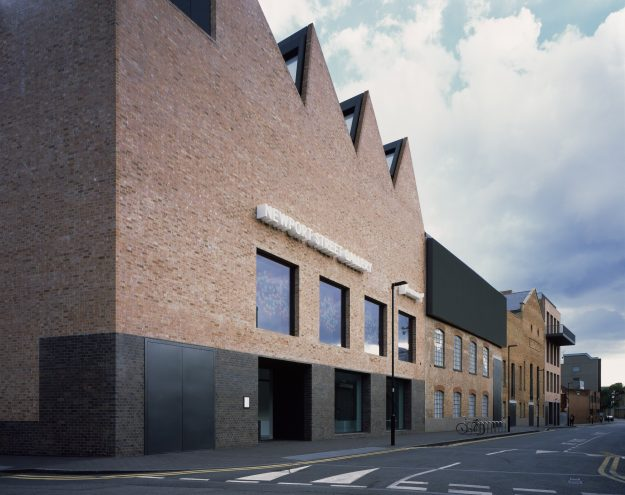 The Vauxhall gallery is the new home of artist Damien Hirst's private collection.