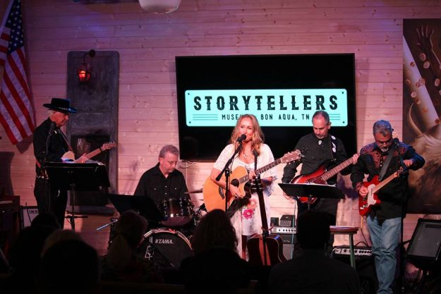 The first Saturday Night in Hickman County performance at Storytellers Museum in Tennessee. Image: Storytellers Museum