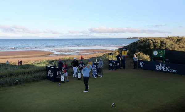 There are currently nine active open golf courses in Scotland