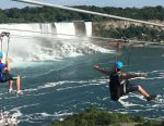 New zipline at Niagara Falls in Canada will give guests a unique view