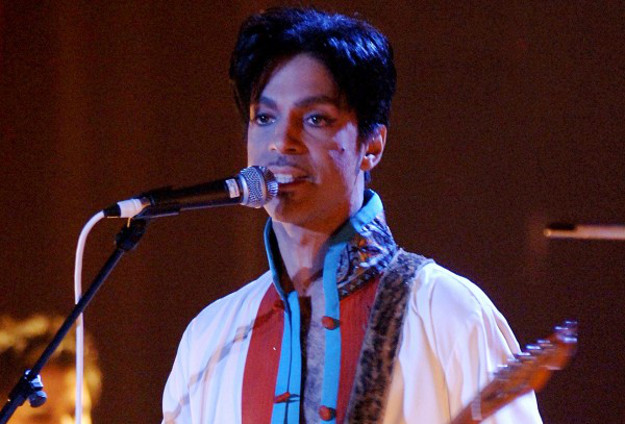 Musician Prince died in April.