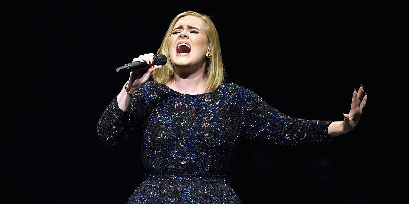 Adele will be playing at London City Airport.