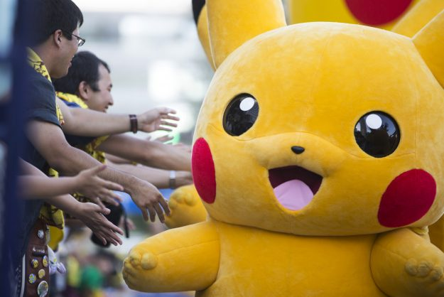 The annual event has been a top pick in Japan for fans of the Pokemon franchise.