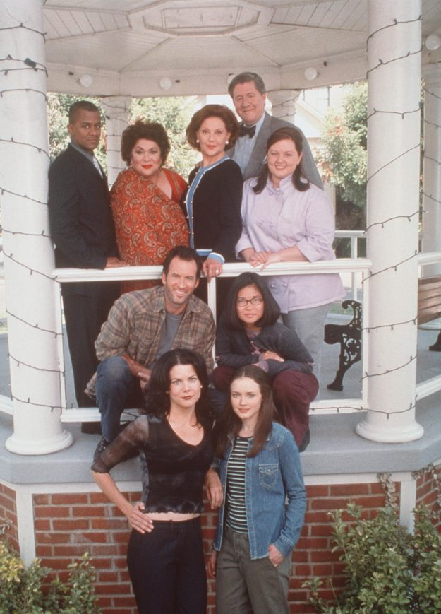 A Gilmore Girls fan festival will take place in Washington Depot, Connecticut, which inspired the fictional town of Stars Hollow. Image: Getty Images