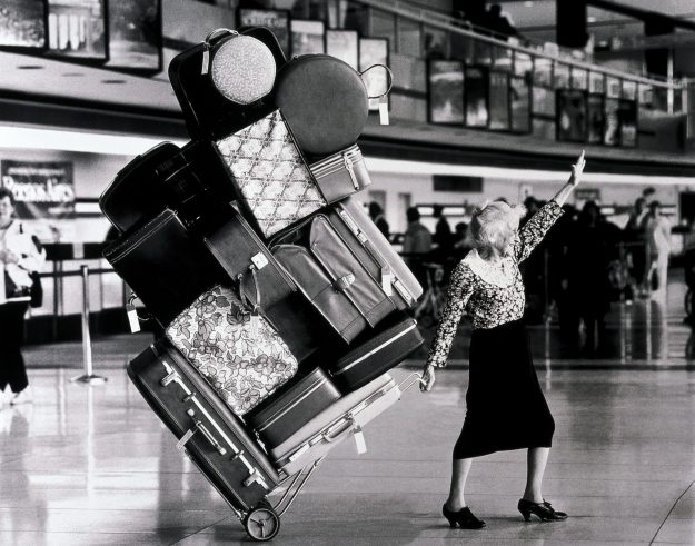 Airlines say baggage charges lead to reduced delays.
