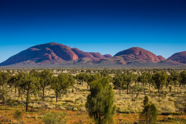 The famous Australian outback may not be quite where you think it is.