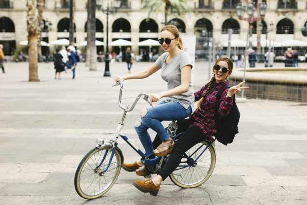 Many millennials are choosing to travel with friends instead of partners.