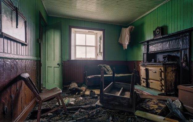 Green Room - North Uist John Maher Nobody's Home