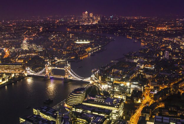 Visitors can now see even more of London at night.