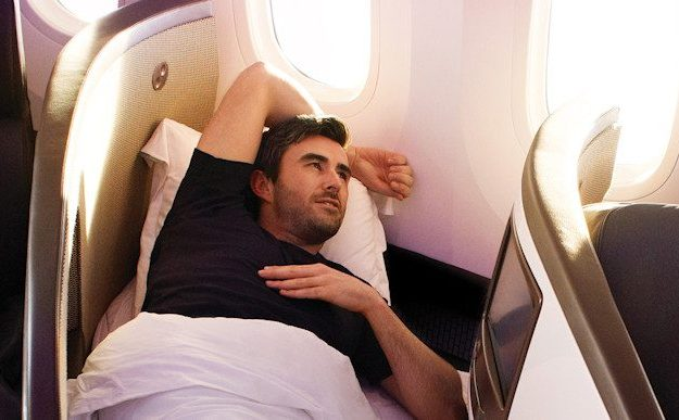 This airline's aromatherapy and mindfulness additions aim to help banish jetlag