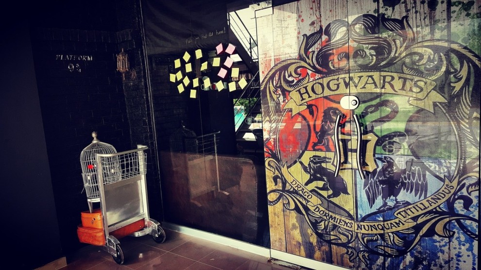 A Harry Potter Themed Cafe Has Opened In Islamabad