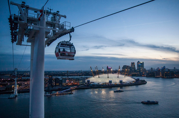 London Zip Line Will Connect Houses Of Parliament To South