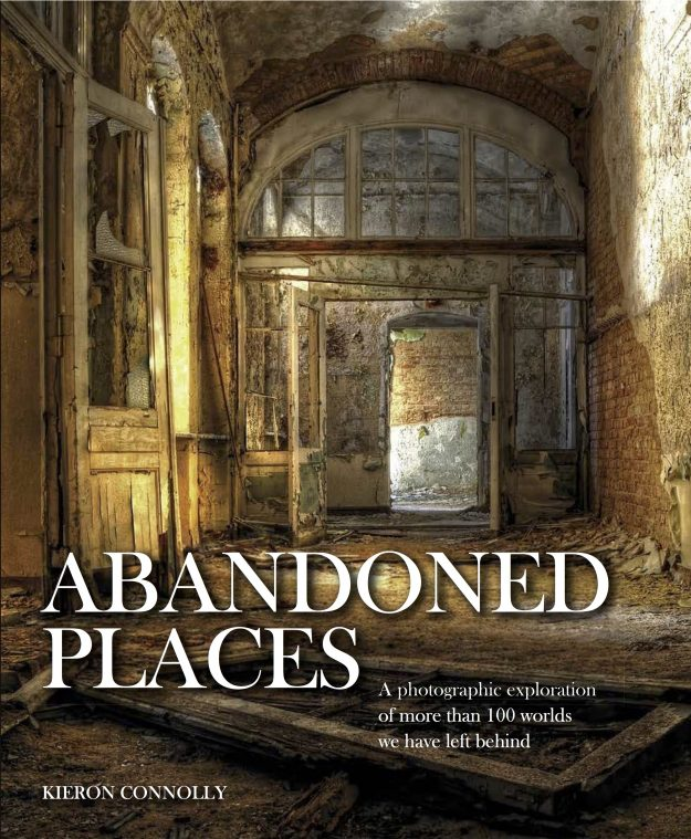Abandoned Places is available to purchase on Amazon now.