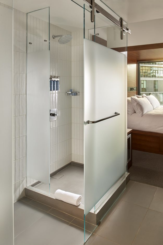 Micro hotels are on the rise in densly populated cities.