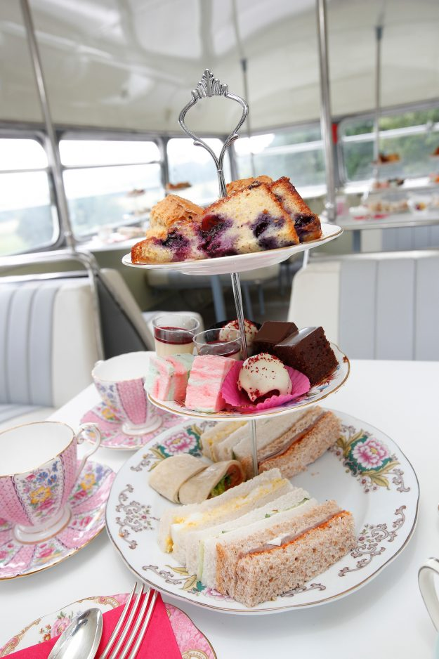 Vintage Tea Tours have started in Dublin, Ireland. Image: Conor McCabe Photography