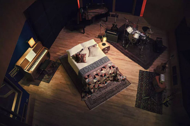 Spend a night at Abbey Road Studios with Airbnb.