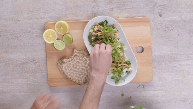 Cook a meal and an IKEA pop-up.