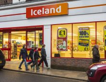 Iceland the country wants Iceland the supermarket to change its name in Europe. Image: In Pictures Ltd./Corbis via Getty Images)