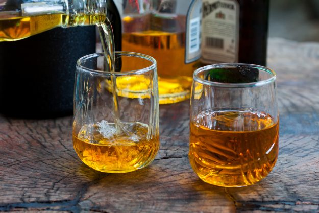 A glass of whiskey before your flight perhaps?