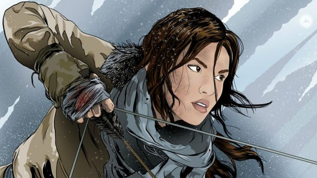 Manga animation like Rise of the Tombraider by Deadbird is massively popular in Japan.