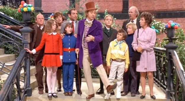 Celebrations will take place to mark the 100th birthday of Roald Dahl, who wrote Charlie and the Chocolate Factory. Image: Paramount Pictures