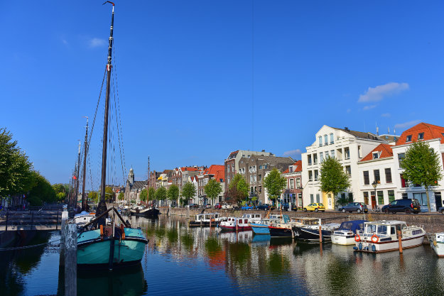 Rotterdam growing in popularity.