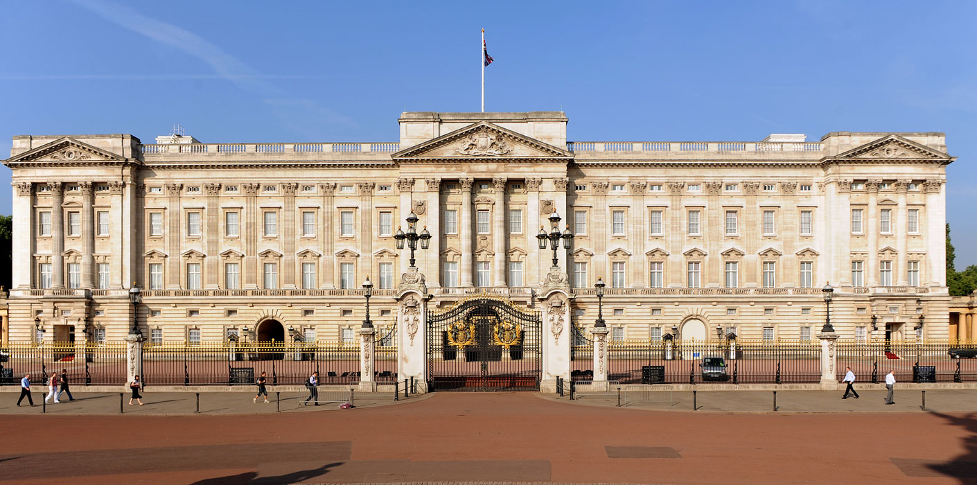 Buckingham Palace has advertised a position for a live-in housekeeping assistant. Image: The Royal Household