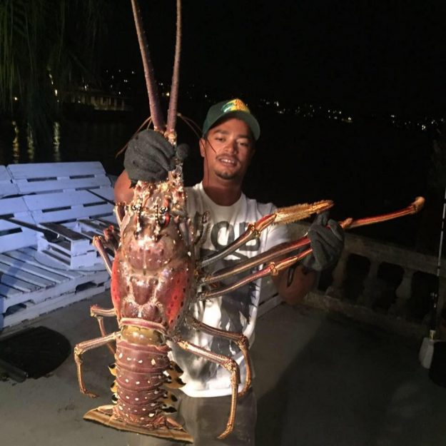 Health Insurance Florida >> See the monster lobster caught on fishing trip in Bermuda