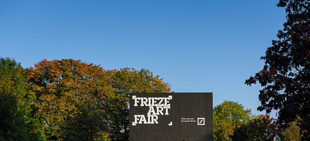 Frieze London 2015.