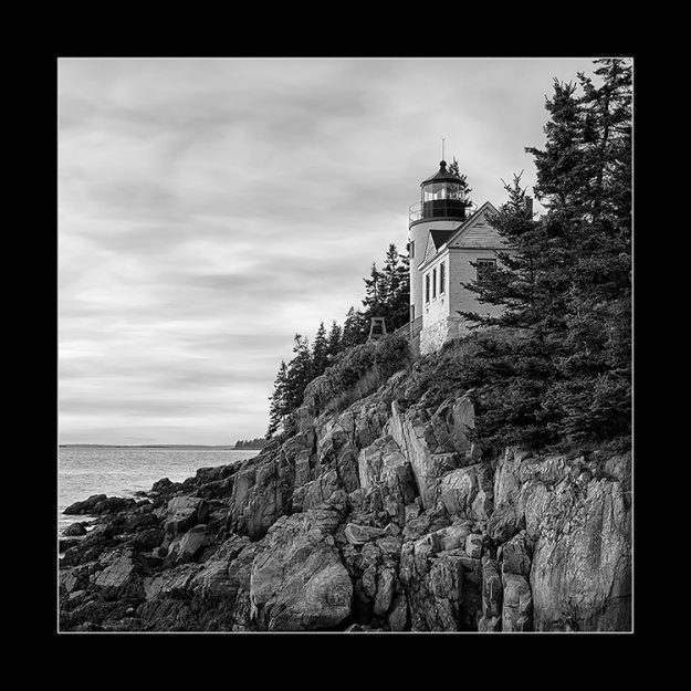 Bass harbor lighthouse acadia national park