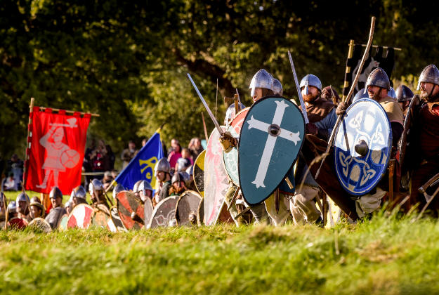 London's Hyde Park is set for invasion for 1066 anniversary