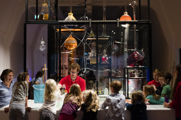 The Science Museum In London Has Opened A New Wonderlab