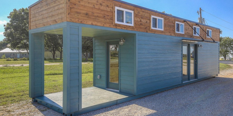Would You Consider A Converted Shipping Container As Your