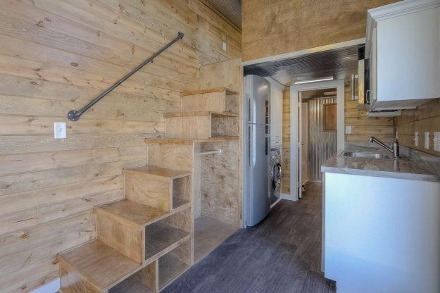 The idea for shipping container homes came from watching HGTV.
