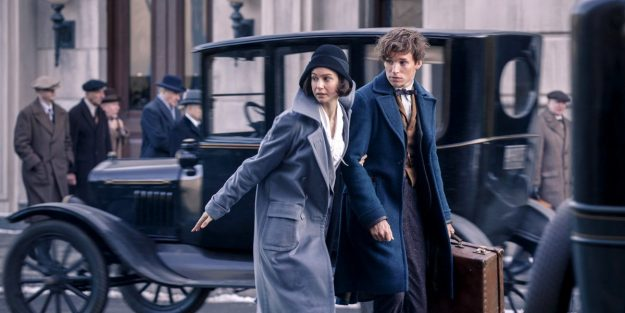Fantastic Beasts is set to open