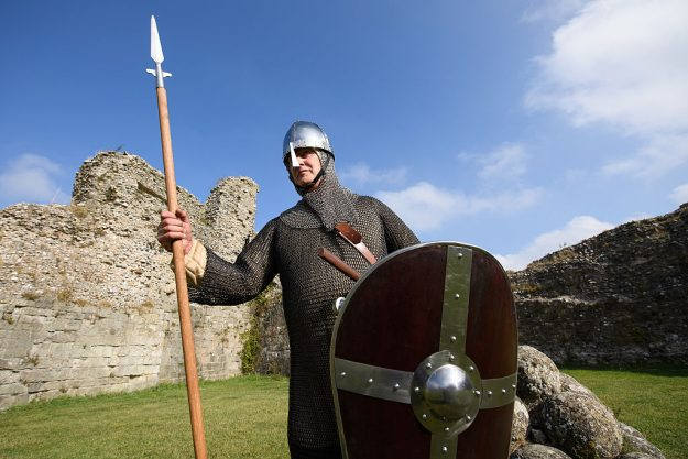 Preparations Are Made To Commemorate The 950th Anniversary Of The Battle of Hastings